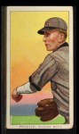 1909 T206 #390 THR Jake Pfiester / Misspelled as Pfeister  Front Thumbnail