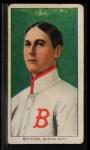 1909 T206 #310  Al Mattern  Front Thumbnail