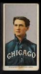 1909 T206 #143 POR Patsy Dougherty  Front Thumbnail