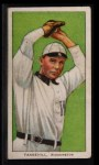 1909 T206 #476 WAS Jesse Tannehill  Front Thumbnail