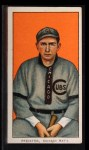 1909 T206 #389  Jake Pfiester / Misspelled as Pfeister  Front Thumbnail