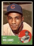 1963 Topps #353   Billy Williams Front Thumbnail