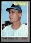 1970 Topps #59  Dick Ellsworth  Front Thumbnail
