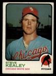 1973 Topps #581   Steve Kealey Front Thumbnail