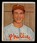 1950 Bowman #67  Willie Jones  Front Thumbnail