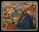 1938 Gum Inc. Horrors of War #46   Haile Selassie Mans Machine Gun Front Thumbnail