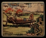 1938 Gum Inc. Horrors of War #98  Dummy Chinese War Planes Are Bait for Japs  Front Thumbnail