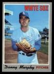 1970 Topps #146   Danny Murphy Front Thumbnail