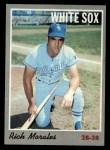 1970 Topps #91   Rich Morales Front Thumbnail