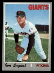 1970 Topps #433  Ron Bryant  Front Thumbnail