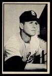 1953 Bowman Black and White #17   Virgil Trucks Front Thumbnail