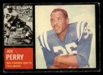 1962 Topps #4  Joe Perry  Front Thumbnail