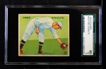 1933 Goudey #112   Fred Schulte Front Thumbnail