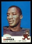1969 Topps #4  Erich Barnes  Front Thumbnail
