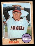 1968 Topps #305   Minnie Rojas Front Thumbnail