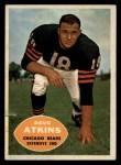 1960 Topps #20   Doug Atkins Front Thumbnail