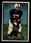 1951 Topps #4  Babe Parilli  Front Thumbnail