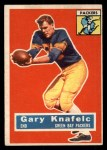 1956 Topps #43  Gary Knafelc  Front Thumbnail