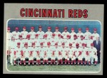 1970 Topps #544   Reds Team Front Thumbnail