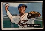 1951 Bowman #34  Marty Marion  Front Thumbnail