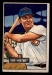 1951 Bowman #70   Ron Northey Front Thumbnail