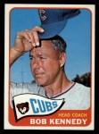 1965 Topps #457   Bob Kennedy Front Thumbnail