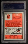 1966 Topps #102  Matt Snell  Back Thumbnail