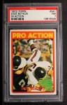 1972 Topps #341  Pro Action  -  Dick Butkus Front Thumbnail