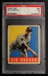 1949 Leaf #84  Sid Hudson  Front Thumbnail