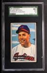 1951 Bowman #5  Dale Mitchell  Front Thumbnail