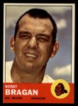 1963 Topps #73   Bobby Bragan Front Thumbnail