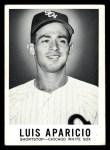 1960 Leaf #1 SML Luis Aparicio  Front Thumbnail