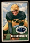 1951 Bowman #95  Frank Sinkovitz  Front Thumbnail