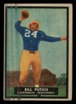 1951 Topps #47  Bill Putich  Front Thumbnail
