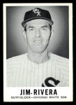 1960 Leaf #55  Jim Rivera  Front Thumbnail