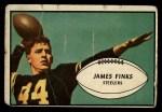 1953 Bowman #23  James Finks  Front Thumbnail