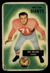 1955 Bowman #41  Ray Collins  Front Thumbnail