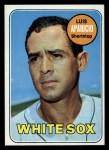 1969 Topps #75   Luis Aparicio Front Thumbnail