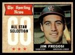 1968 Topps #367  All-Star  -  Jim Fregosi Front Thumbnail