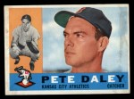 1960 Topps #108  Pete Daley  Front Thumbnail