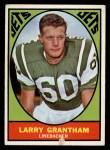 1967 Topps #93  Larry Grantham  Front Thumbnail
