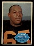 1960 Topps #98   John Nisby Front Thumbnail