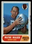 1968 Topps #26  Wayne Walker  Front Thumbnail