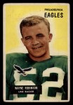 1955 Bowman #108   Wayne Robinson Front Thumbnail