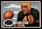 1951 Bowman #59   Jerry Shipkey Front Thumbnail