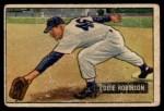 1951 Bowman #88   Eddie Robinson Front Thumbnail