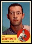 1963 Topps #463   Joe Schaffernoth Front Thumbnail