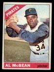 1966 Topps #353  Al McBean  Front Thumbnail