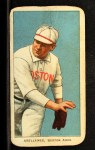 1909 T206 #11   Frank Arellanes Front Thumbnail