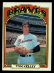 1972 Topps #97   Tom Kelley Front Thumbnail